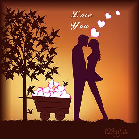 Kostenlose Kuss Bilder Gifs Grafiken Cliparts Anigifs