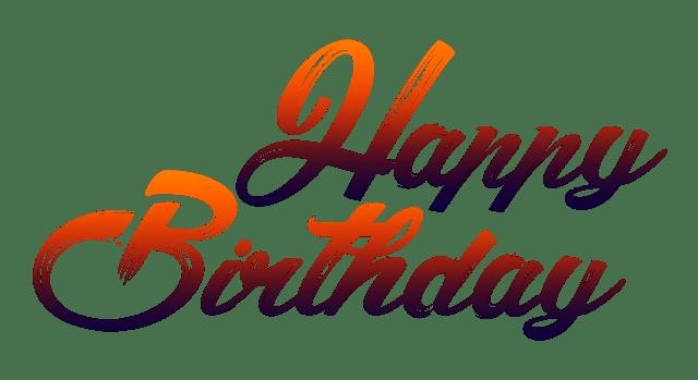 Musical Facebook Notes Birthday Happy