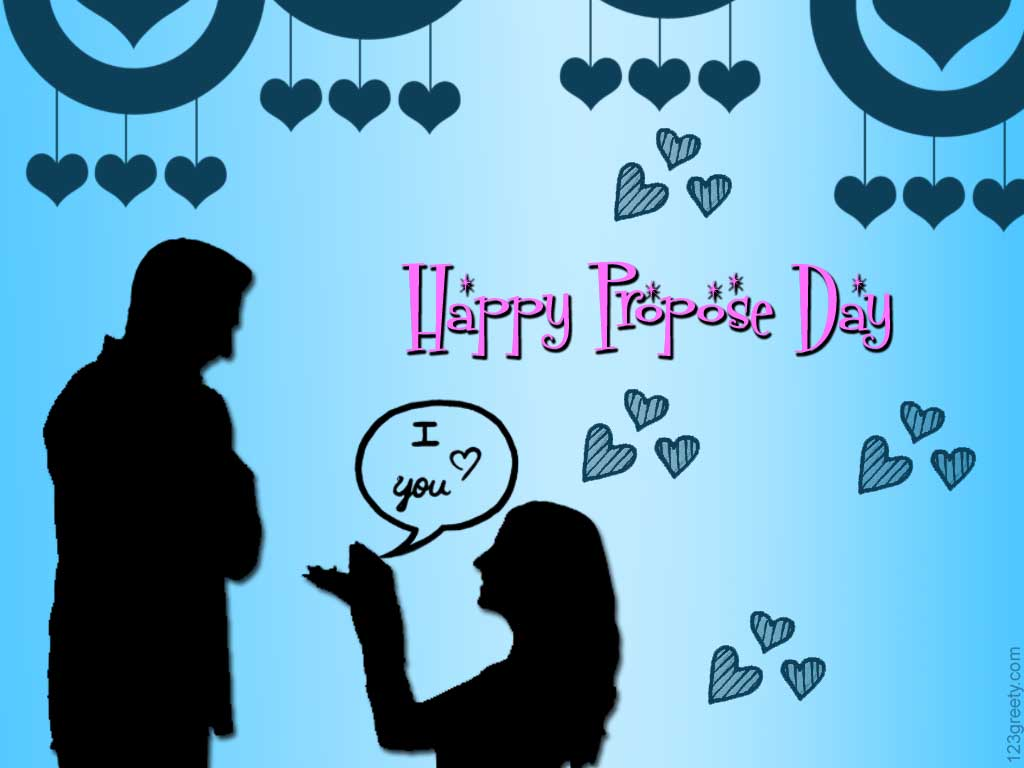 Girl Propose To Boy Wallpaper With Quotes Happy Valentine S Day 2013 Greetings Wallpapers And