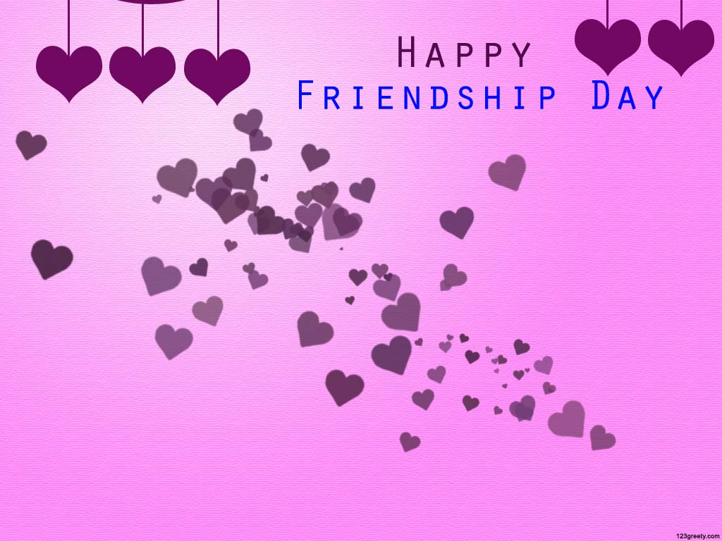Friendship Day 2014 Wallpaper  123greetycom