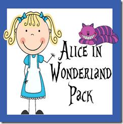 Alice In Wonderland Worksheets