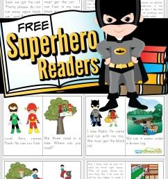 Free Printable Superhero Books [ 1628 x 1024 Pixel ]