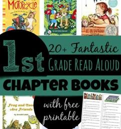 First Grade Read Aloud Chapter Books [ 1240 x 919 Pixel ]