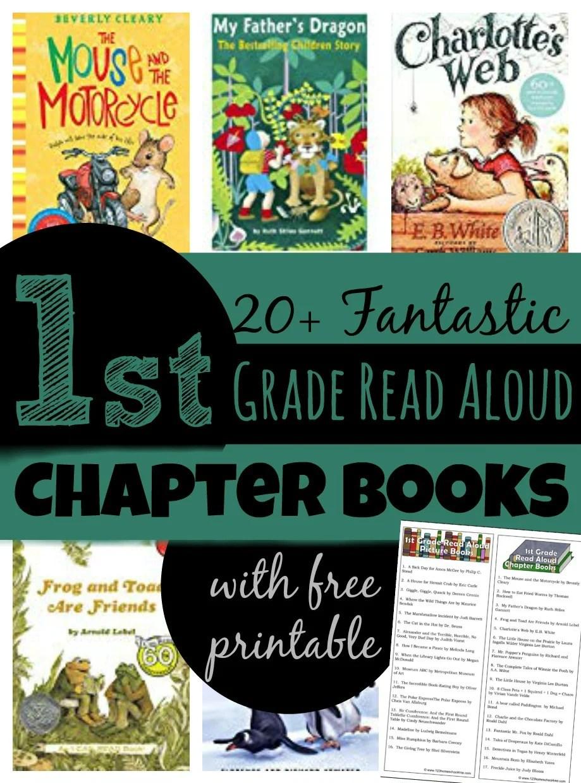 medium resolution of First Grade Read Aloud Chapter Books
