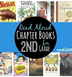 Read Aloud Chapter Books for 2nd Grade [ 1024 x 1045 Pixel ]