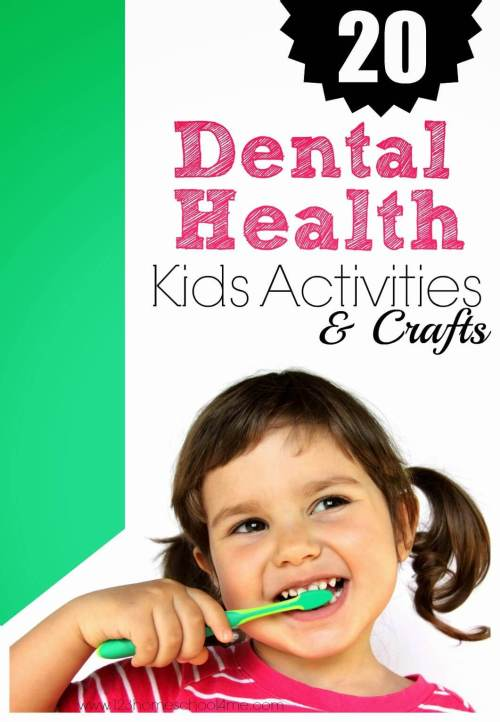 small resolution of Dental Health Month Teeth Crafts and Activities