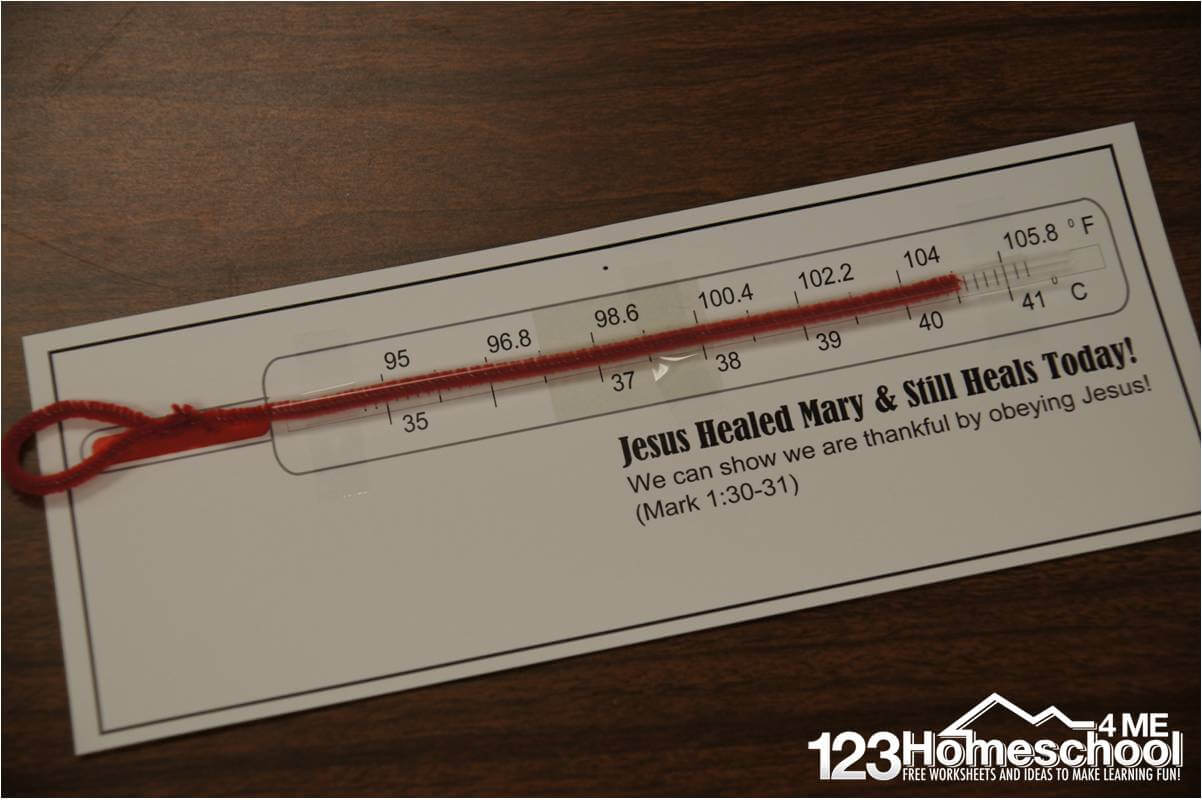 Jesus Heals Peters Mother In Law Lesson