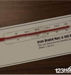 Jesus Heals Peters Mother in Law Lesson [ 802 x 1202 Pixel ]
