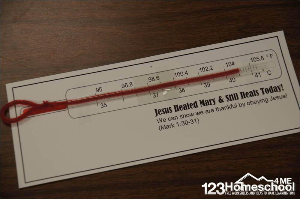 medium resolution of Jesus Heals Peters Mother in Law Lesson