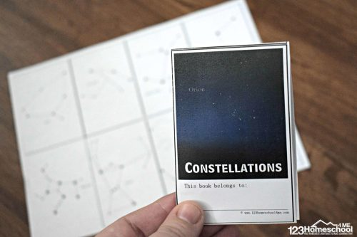 small resolution of FREE Constellation for Kids Booklet