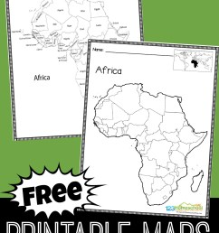 FREE Printable Maps for Kids [ 1533 x 1024 Pixel ]