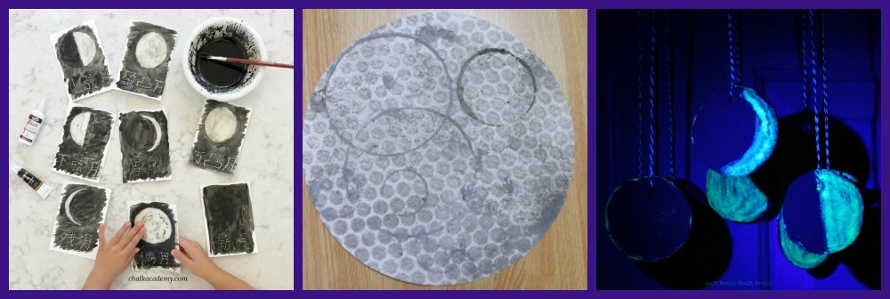 medium resolution of 50+ Moon Crafts for Kids and Activities too!