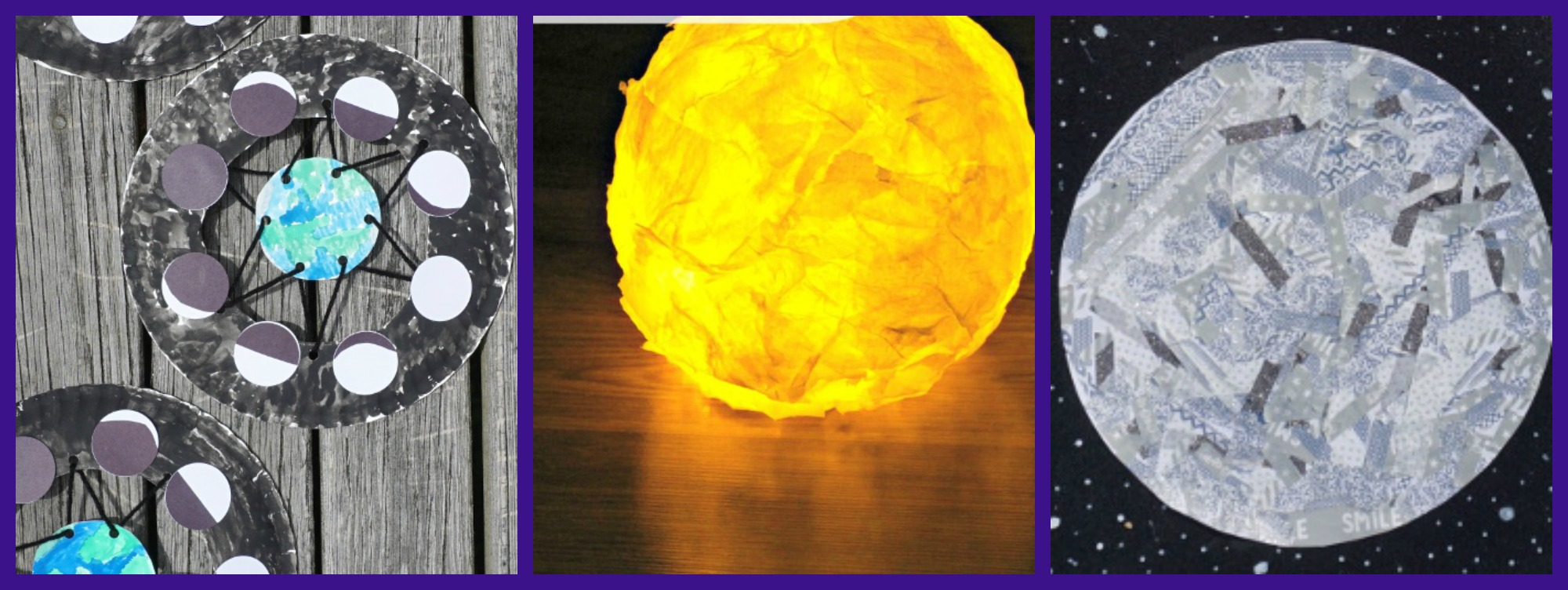 hight resolution of 50+ Moon Crafts for Kids and Activities too!