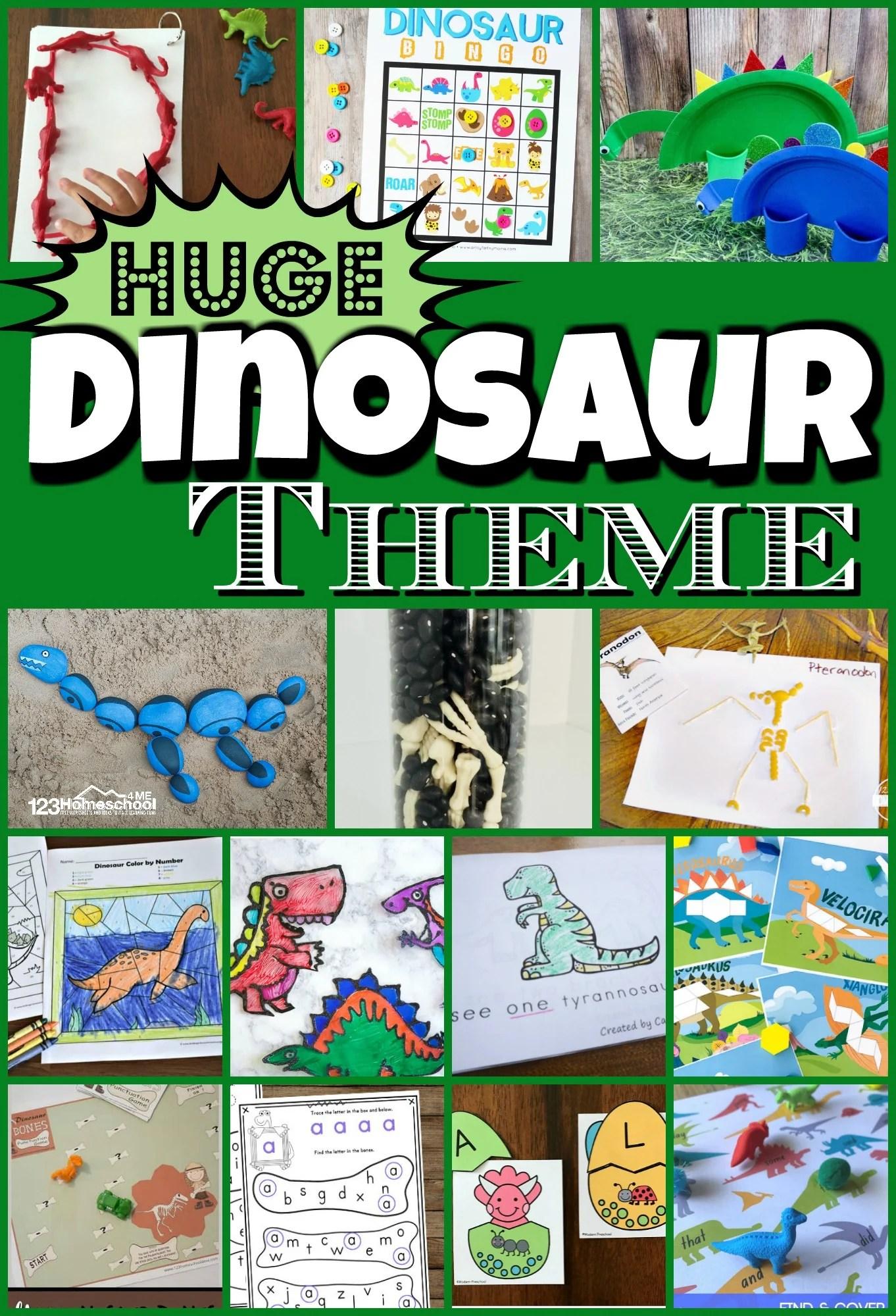 hight resolution of 🦕 Dinosaur Theme