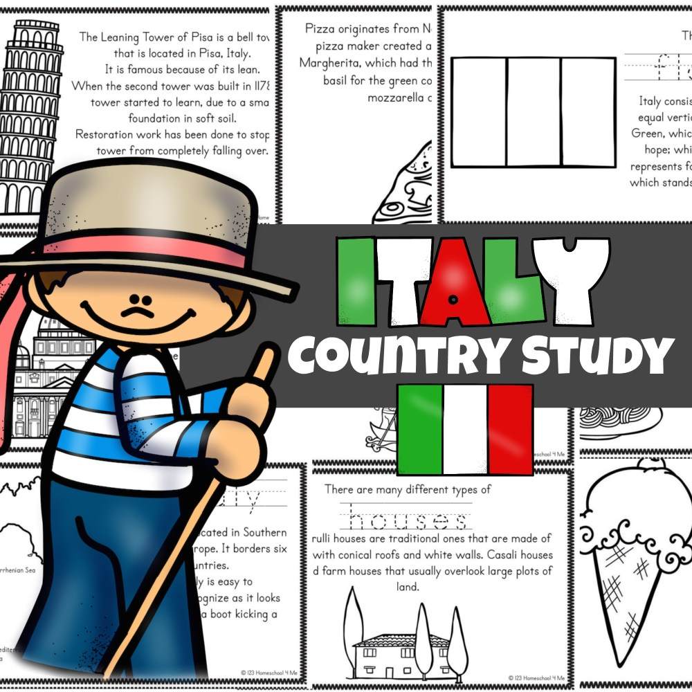 medium resolution of FREE Free Italy Printables Read