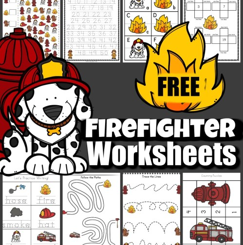 small resolution of FREE Firefighter Worksheets