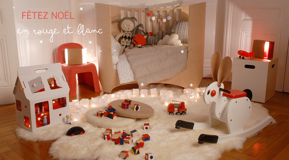 Decoration De Noel Chambre