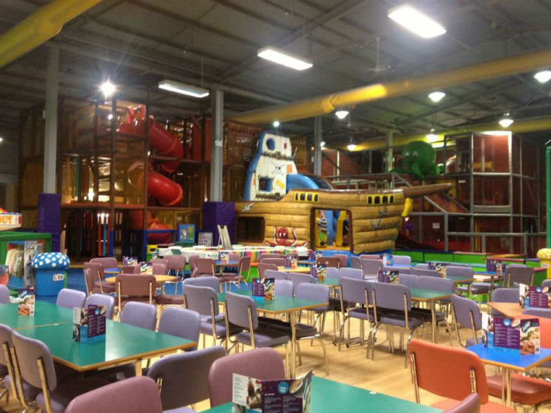 Bristol Indoor Play Centre suitable for Childrens Parties  School Trips  Our Bristol Site