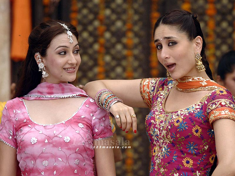 Saumya Tandon and Kareena Kapoor