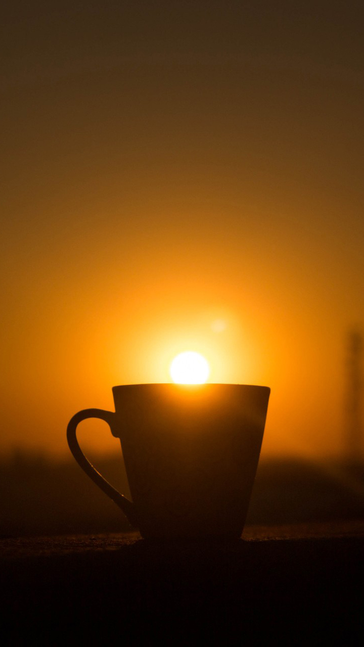 Happy Diwali 3d Wallpaper A Cup Of Sunset