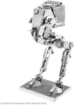 Metal Earth Star Wars AT-ST