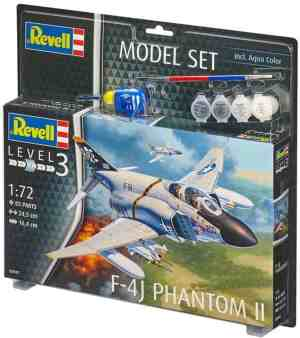 Model Set F-4J Phantom II