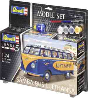 Model Set VW T1 SAMBA BUS LUFTHA