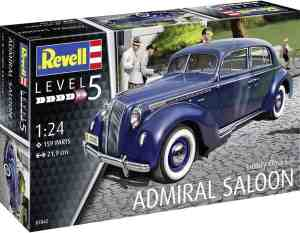 Revell Admiral Saloon Luxury Class Car