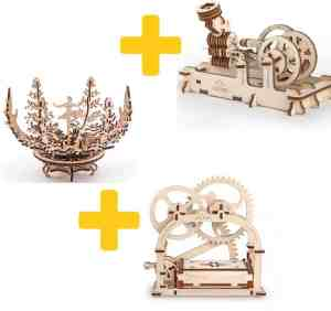 Voordeelpakket UGears The old days