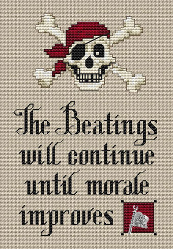 Image result for royalty free images the beatings will continue until morale improves