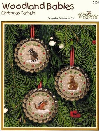 Cross Stitch Christmas Ornaments Patterns