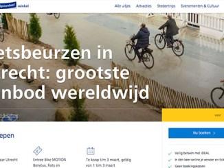 Met de trein naar drie fietsbeurzen in Utrecht