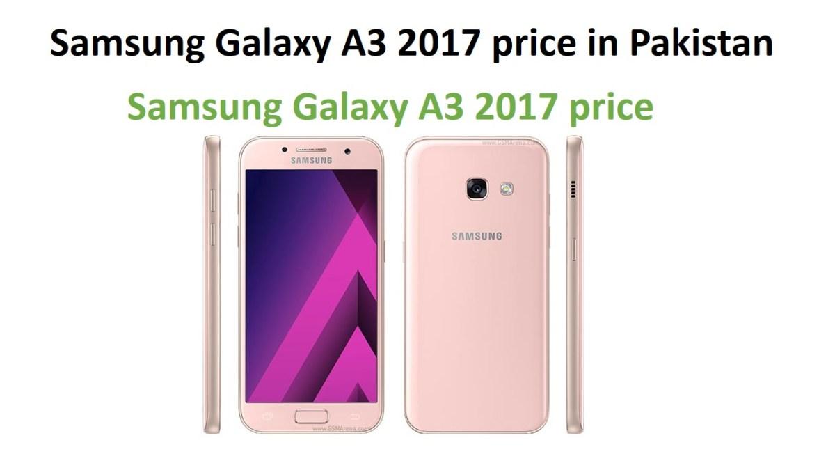 Samsung Galaxy A3 2017 price in Pakistan