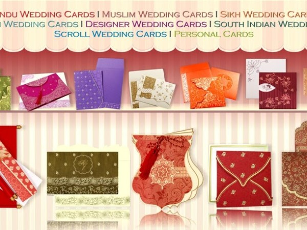 123WeddingCards, Wedding Cards