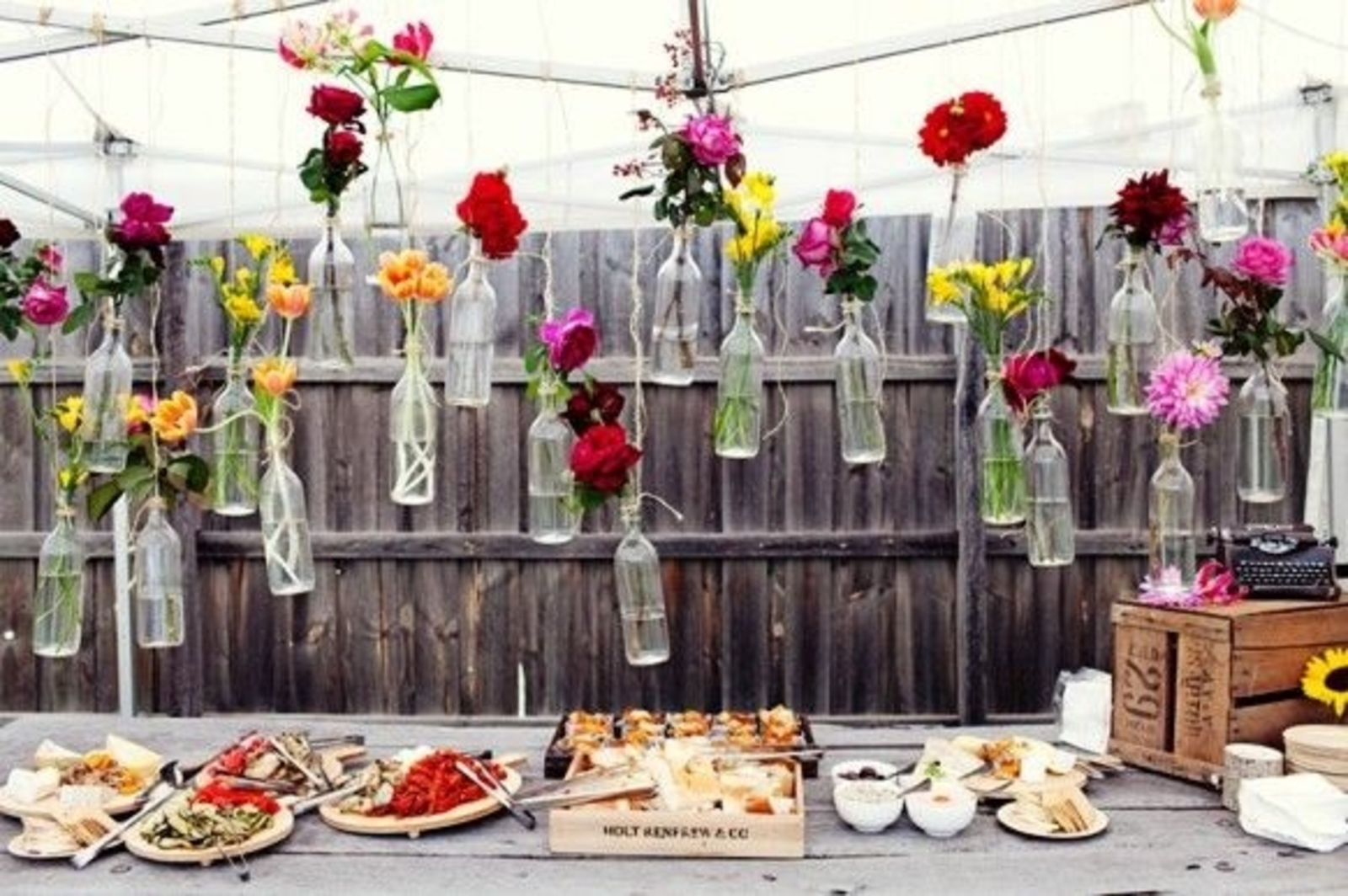 Triyae Com = Very Small Backyard Wedding Ideas Various Design