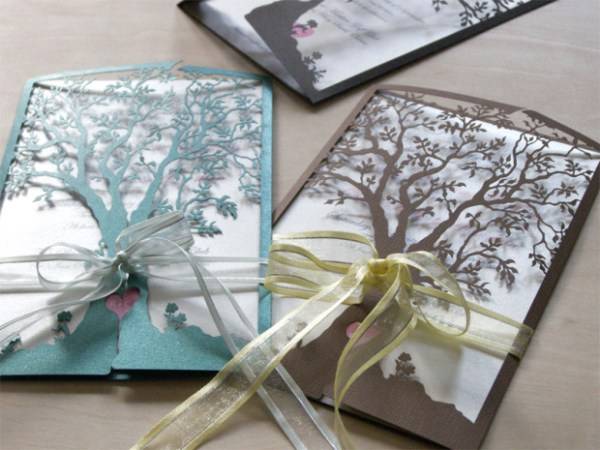 Boutique wedding Cards