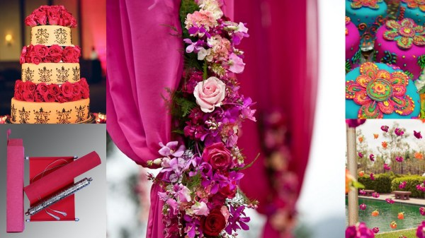 Hindu wedding decoration- 123WeddingCards