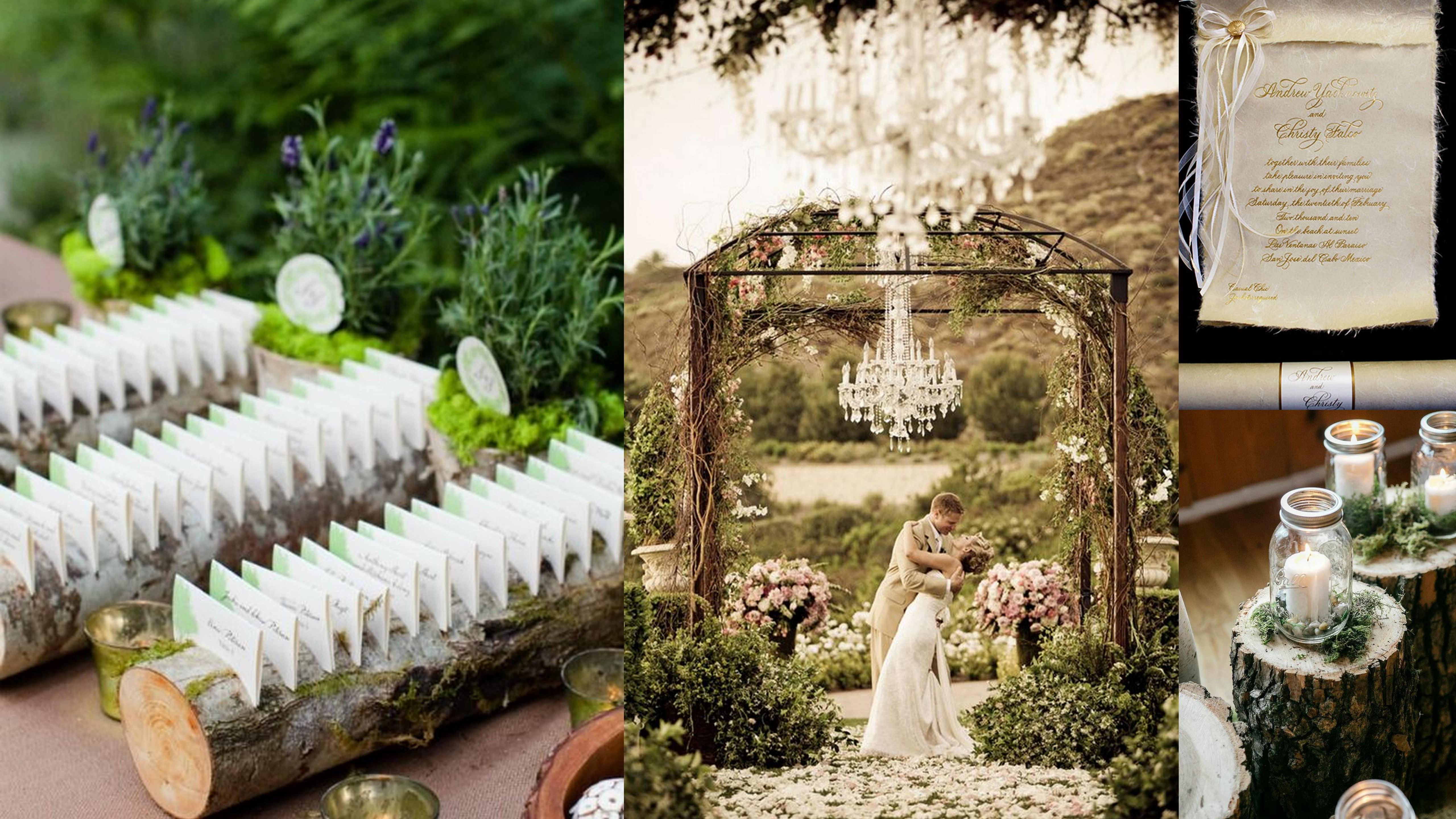5 Most Creative Scroll Wedding Invitation Ideas Ever