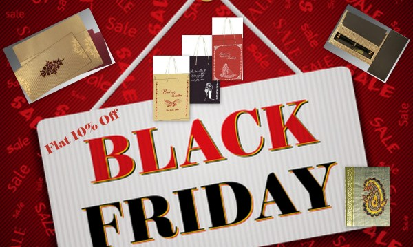 Black Friday 2015 offers - 123WeddingCards