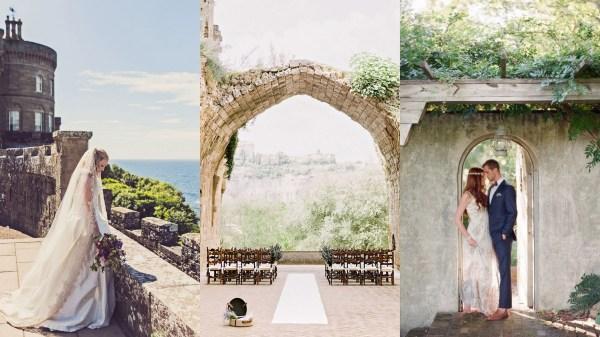 Irish Castle Weddings- 123WeddingCards
