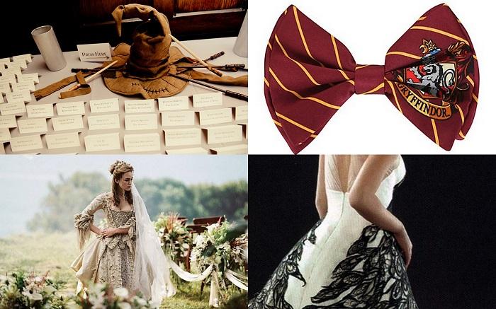 Harry Potter Theme Wedding Ideas Inspirations 2016