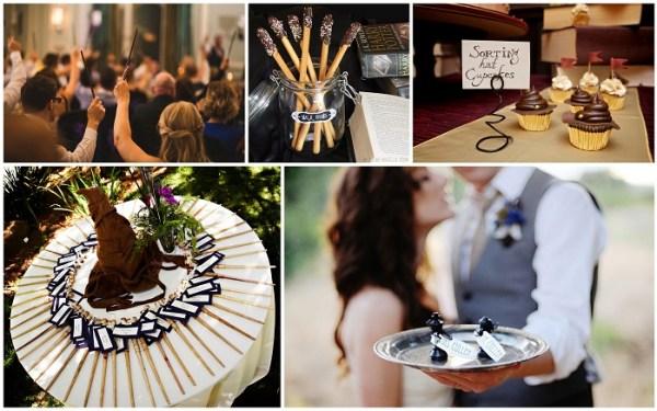 Harry potter wedding theme - 123WeddingCards