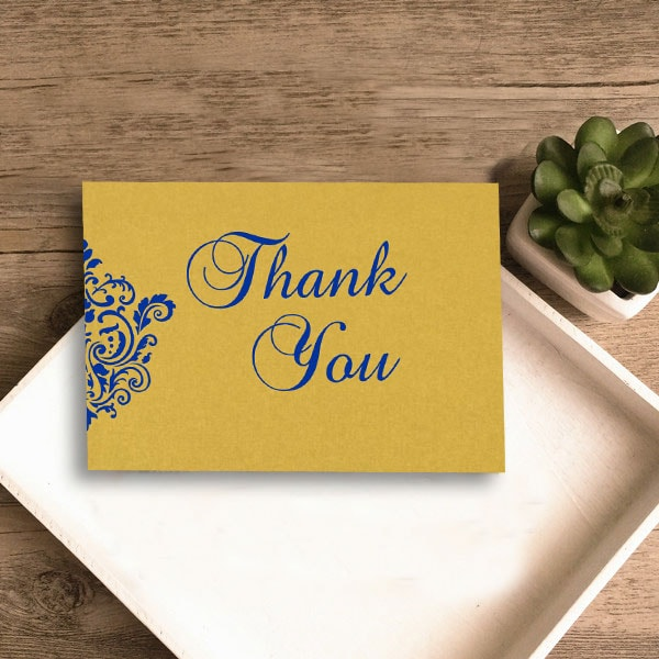 Thankyou Cards - 123WeddingCards