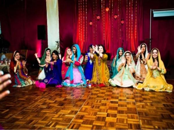 Muslim Wedding Enjoyment | 123WeddingCards