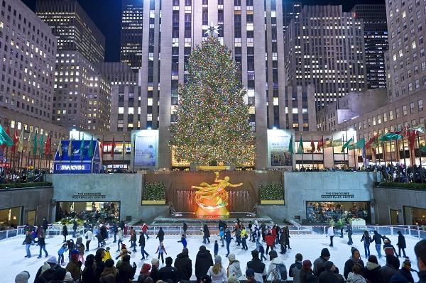 Rockefeller Center NYC | 123WeddingCards