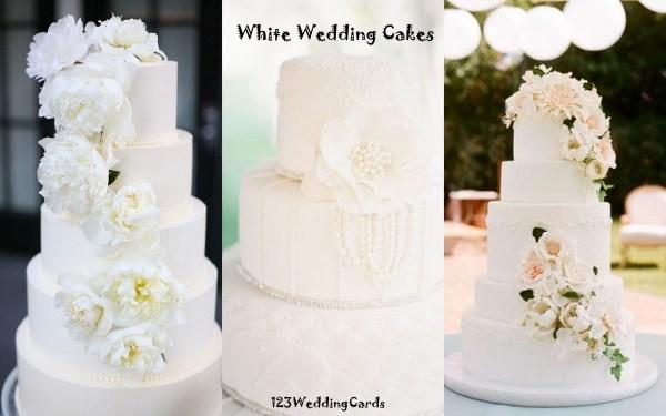 white-wedding-cakes-123weddingcards