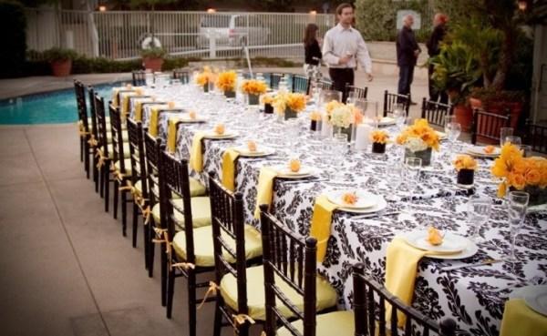 Unique Reception Tables | 123WeddingCards