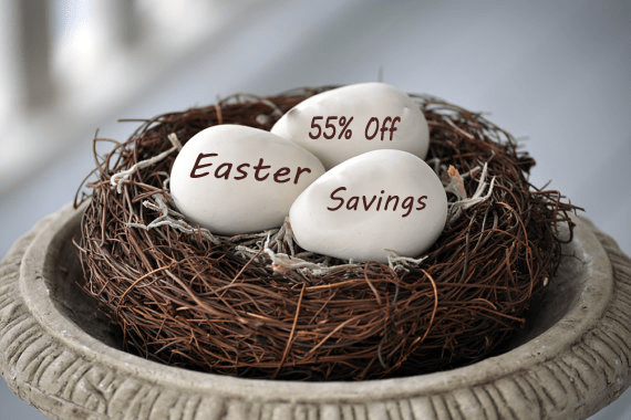 Spring and Easter Offers 2017