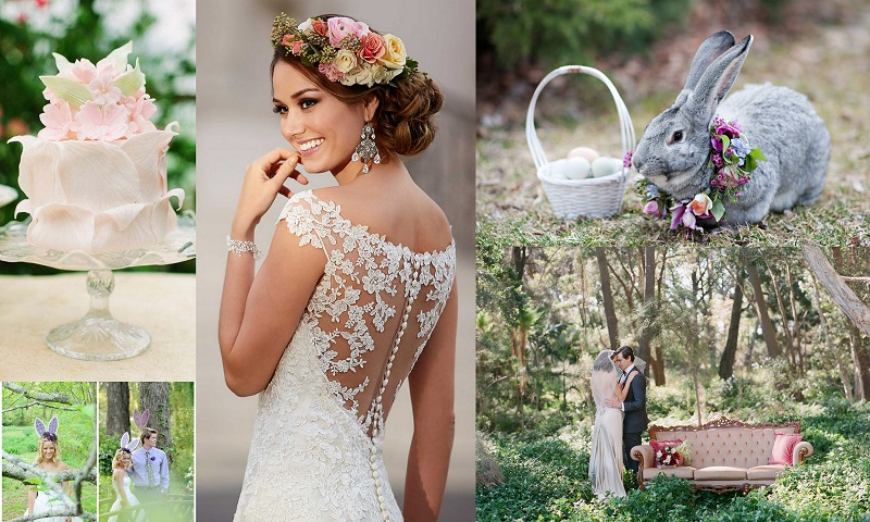 Easter Wedding Gowns