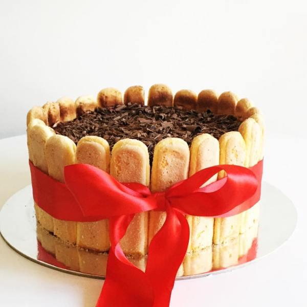 Tiramisu cake - 123WeddingCards